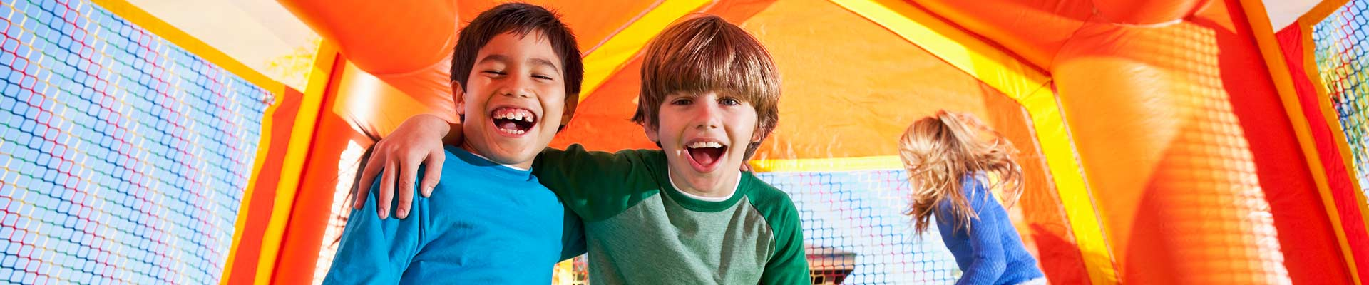 Bounce House Hage Orthodontics Mattoon Decatur Effingham, IL